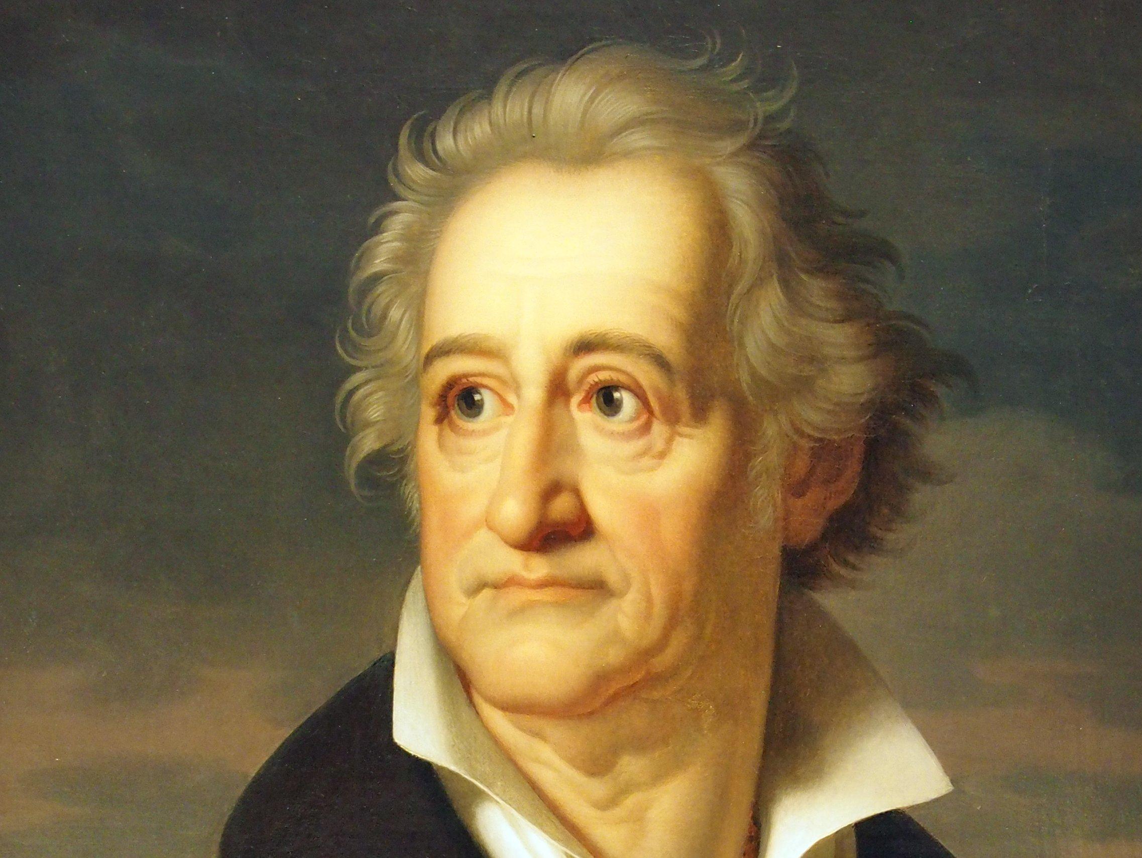 Johann Wolfgang Von Goethe Citaten Spreekwoorden En Citaten